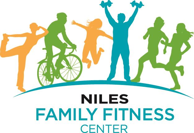 Niles Family Fitness Center Logo