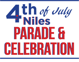 Niles 4th of July Logo