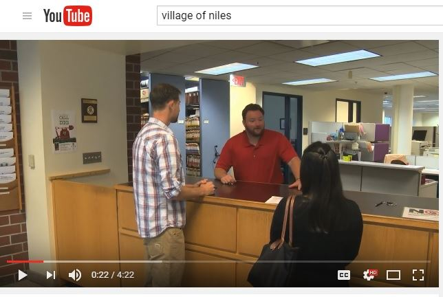 Screenshot from the Property Tax Video