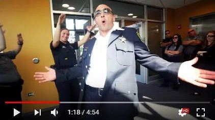 Niles Police Department Lip Sync Challenge Preview