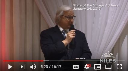 Mayor's State of the Village Speech 2019 on YouTube