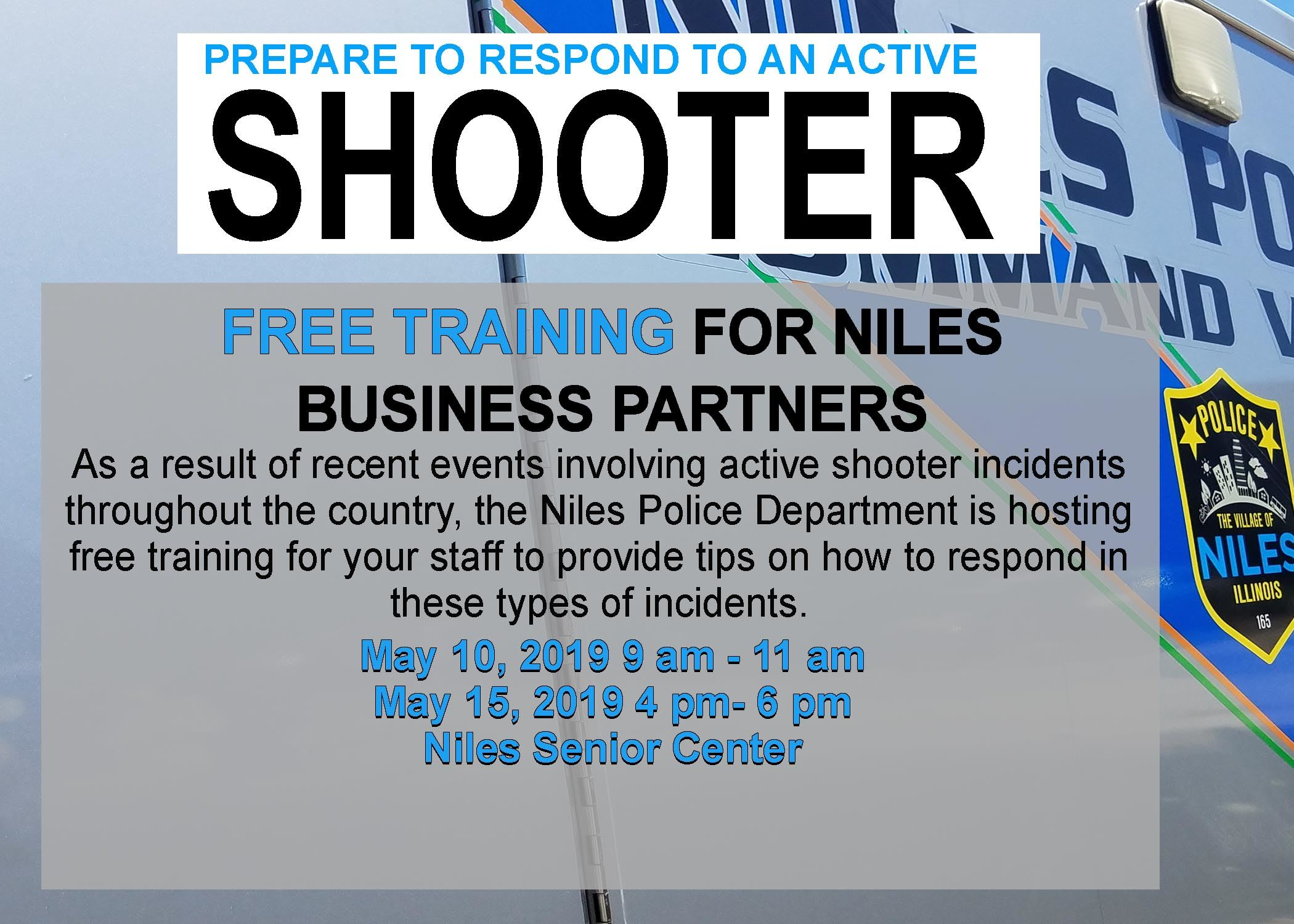 active shooter event