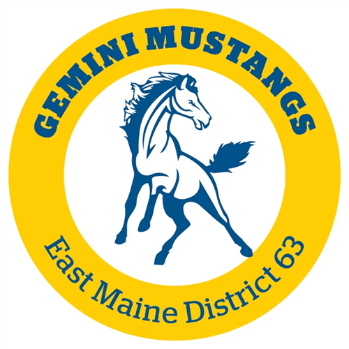 Gemini Middle School Logo Opens in new window