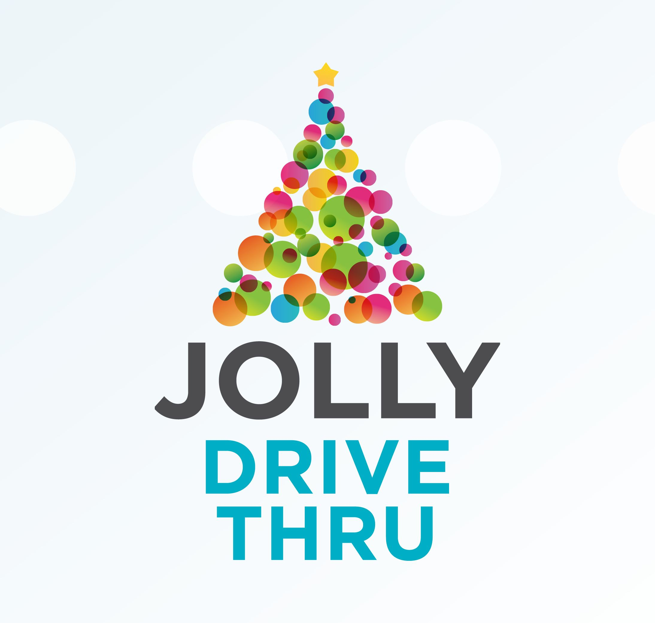 Tree Logo for the Niles Jolly Drive-Thru Event