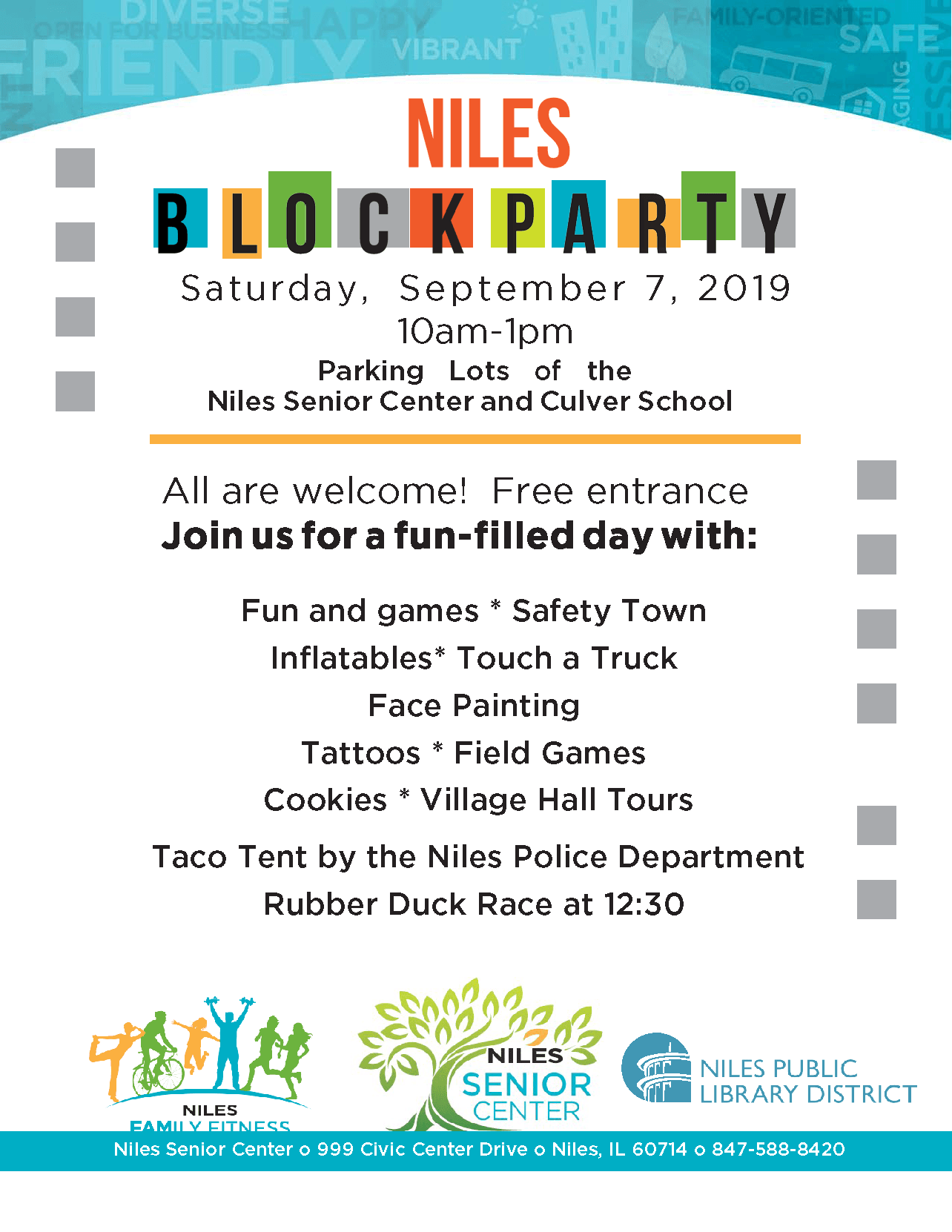 Block Party 9-7-2019