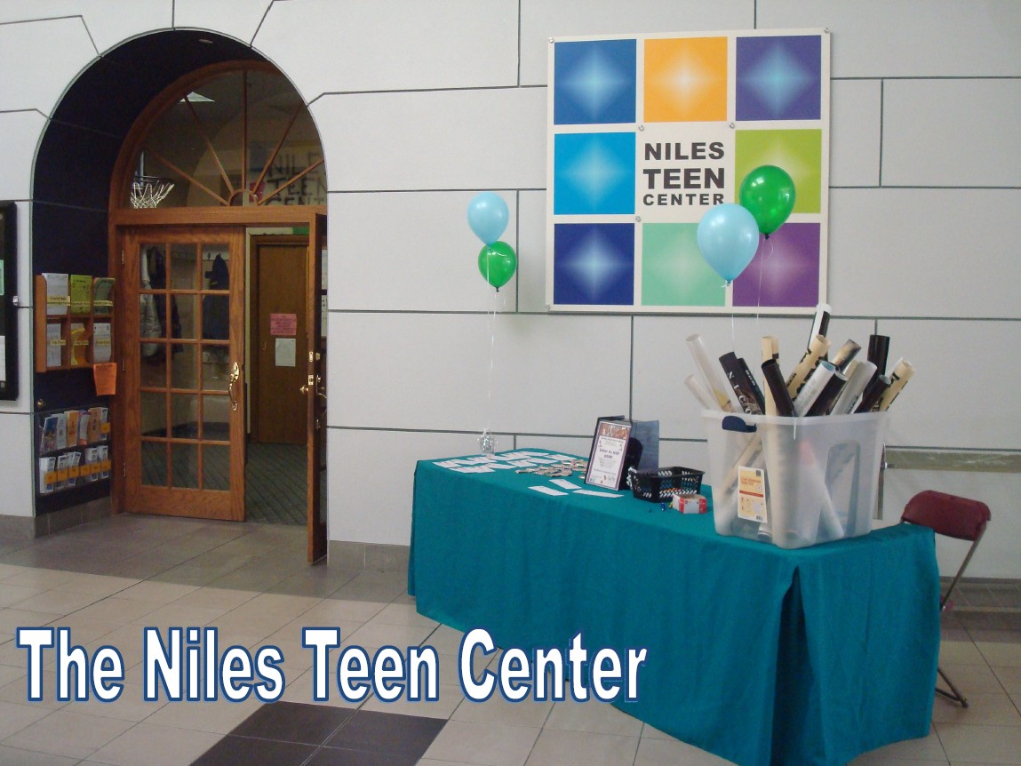 1- Billboard- Niles Teen Center