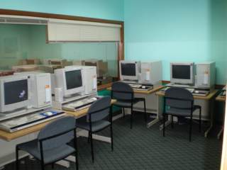 Five Internet Accessible Computers