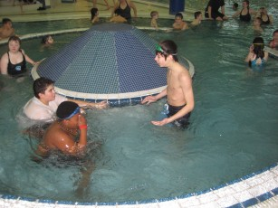Swimming and Dodgeball Trip